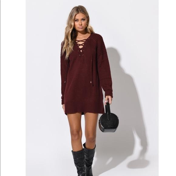 Tobi Dresses & Skirts - Tobi sweater dress